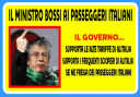 Ryanair sceglie come testimonial Umberto Bossi