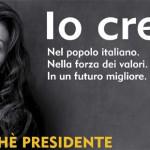 Manifesto elettorale La Destra 2008